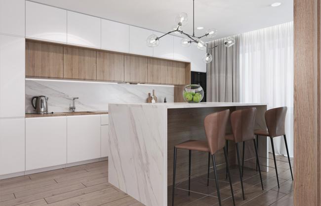 Дизайн інтер'єру квартири в ЖК