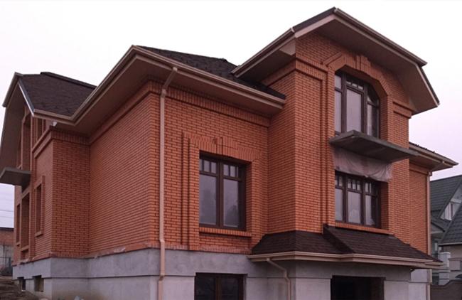Строительство частного дома в Юго-Западном р-не