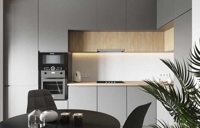 Дизайн интерьера квартиры в ЖК