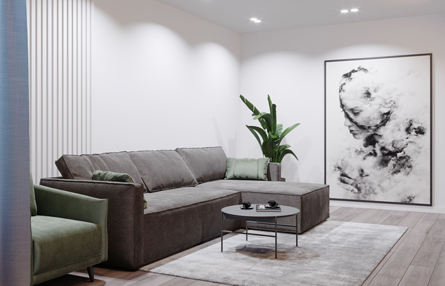 Дизайн квартири в ЖК