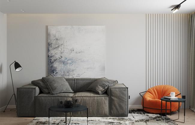 Дизайн проект квартиры по ул. Строителей