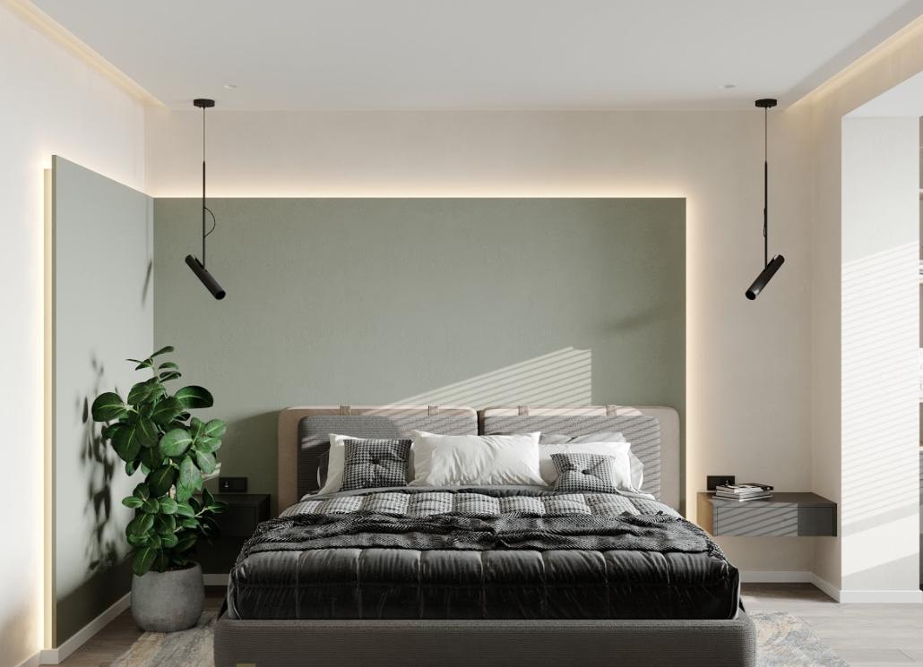Дизайн интерьера квартиры по ул. Бандеры