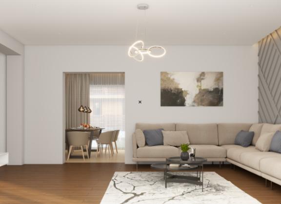 Дизайн интерьера частного дома в ЖМ