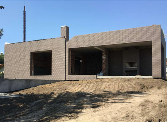 Строительство дома в ЖМ