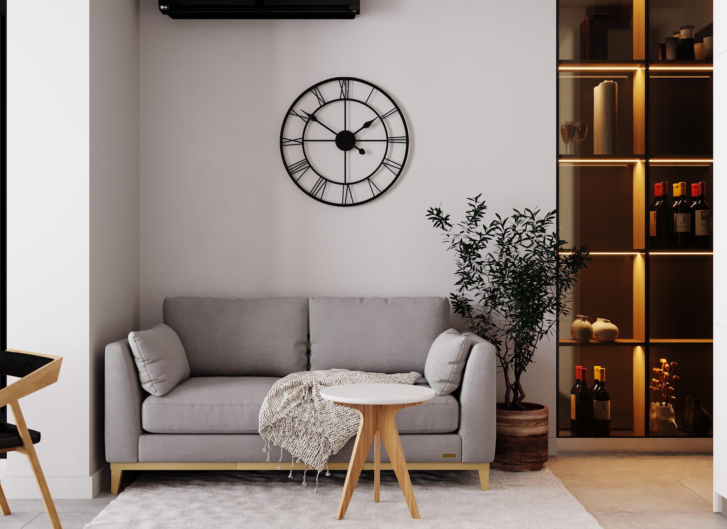 Дизайн проект квартиры в ЖК